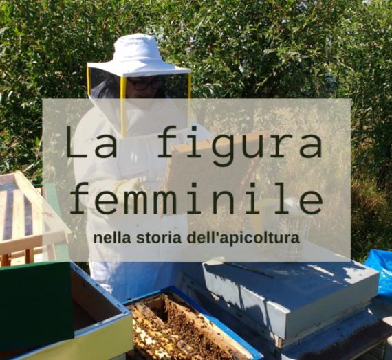 La figura femminile nella storia dell'apicoltura