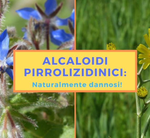 Alcaloidi pirrolizidinici: naturalmente dannosi!