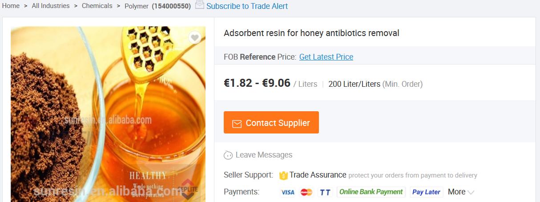 frode miele resina