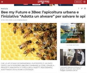 giornata mondiale delle api bee-washing gambero rosso