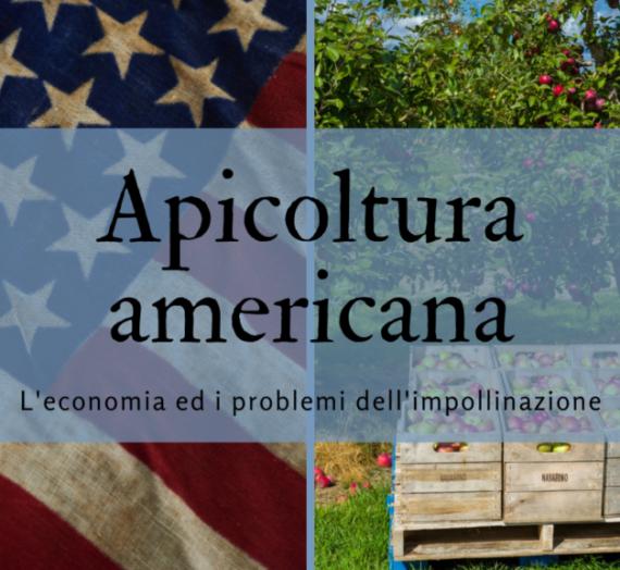 Apicoltura americana: l'economia ed i problemi dell'impollinazione